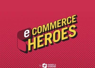eCommerce Heroes Logo