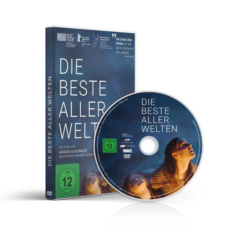 DVD und Hülle als Symbolbild für Grafikdesign und Corporate Design
