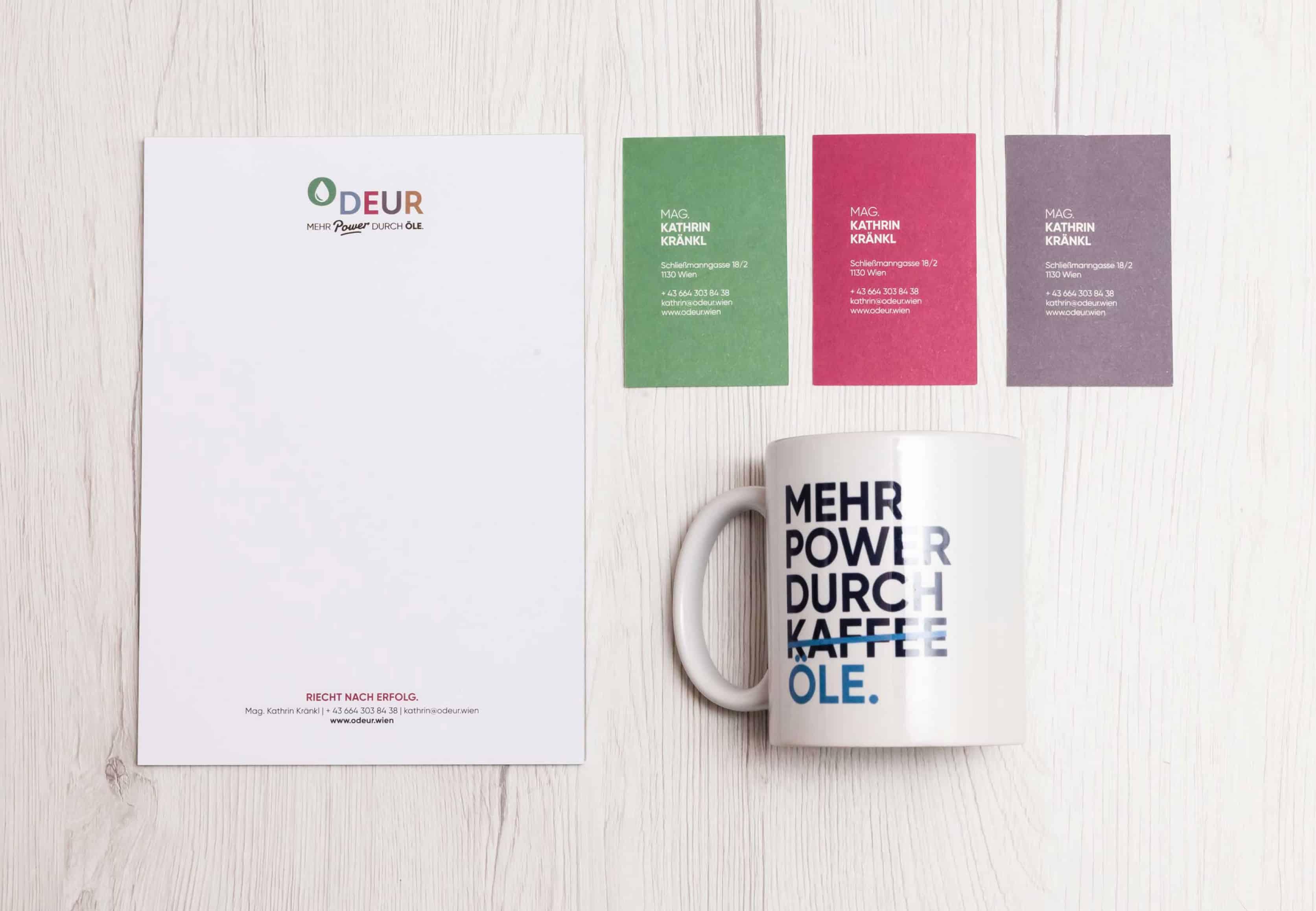Print Design Odeur