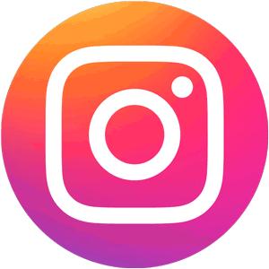 Icon des sozialen Netzwerks Instagram