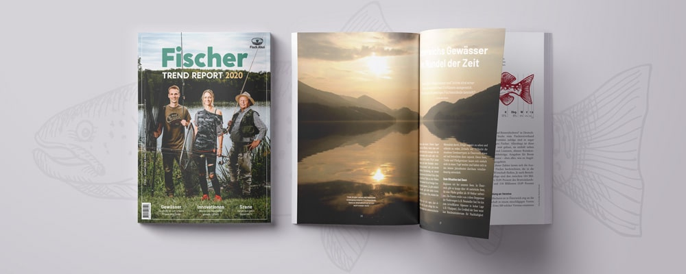 Fisch Ahoi Editorial Design