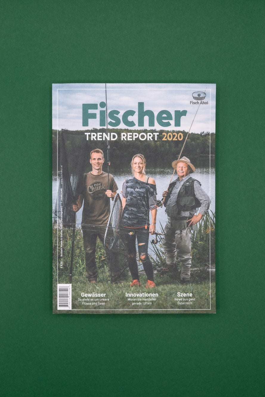 Fischer Trend Report Titelblatt