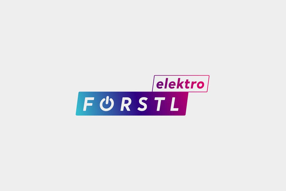 Elektro Foerstl Corporate Design Logo