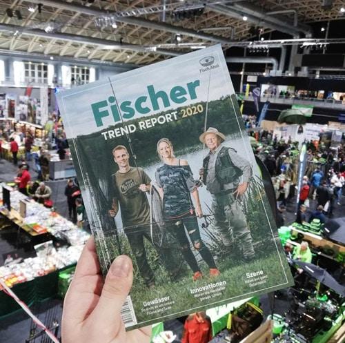 Fischer Trend Report Messe
