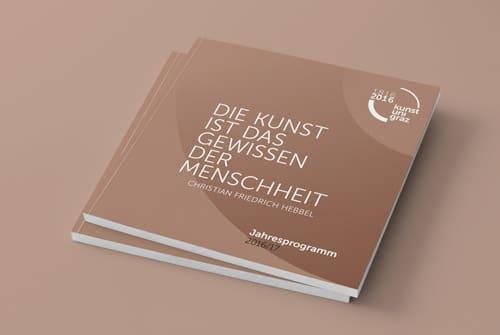 KUG Jahresbericht Cover