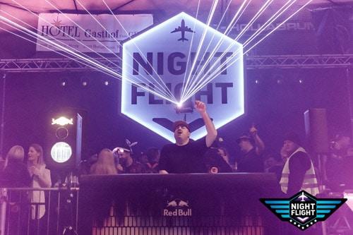 Nightflight Veranstaltung