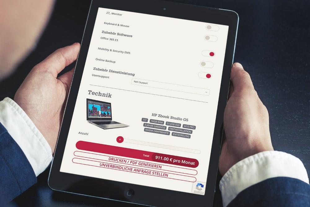 Ivellio-Vellin iPad
