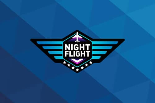 Nightflight Logo