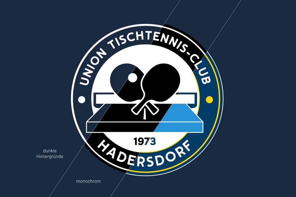 Tischtennis Hadersdorf Logo