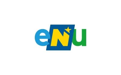 Logo der eNu